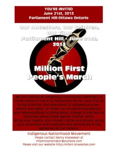 million fns march